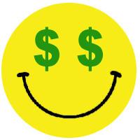 улыбка доллара