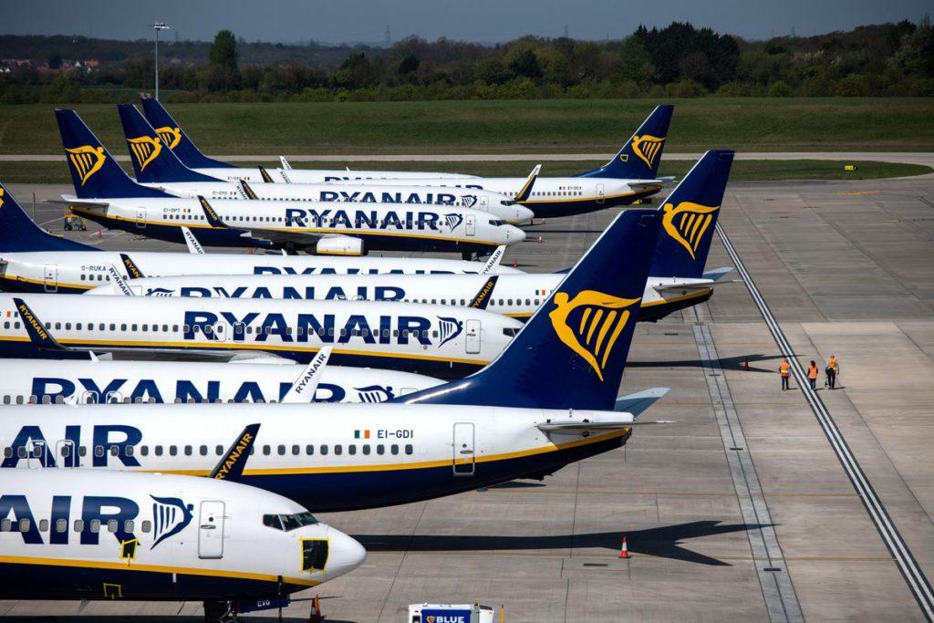 Акции сектора авиаперевозок